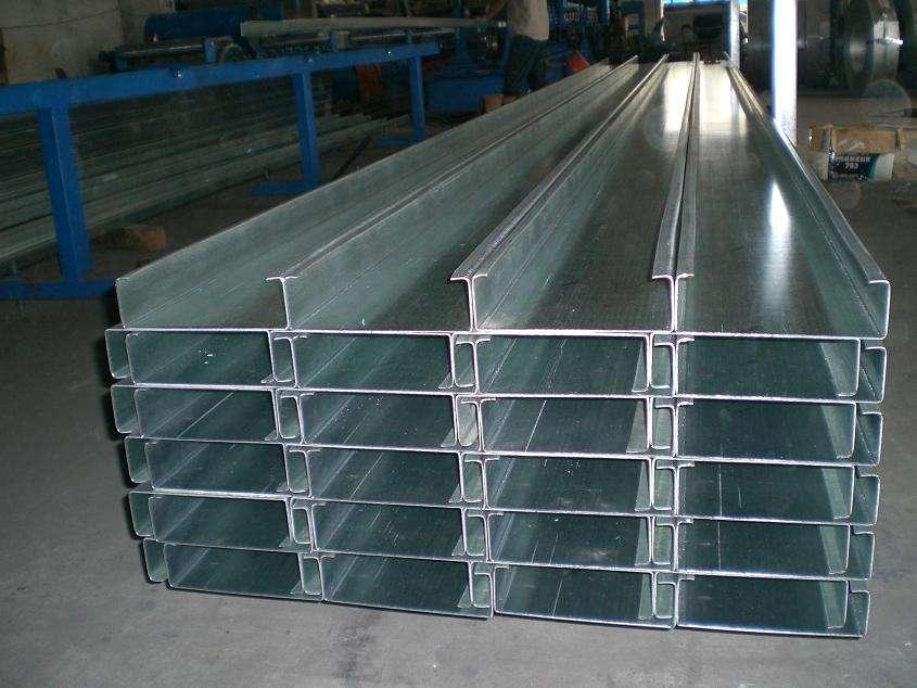 呼倫貝爾C型鋼_海拉爾Z型鋼_廠家哪家好呼倫貝爾強億鑫鋼結構