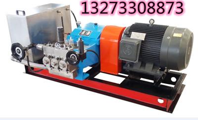 3D-SY系列超高压泵结构工作*