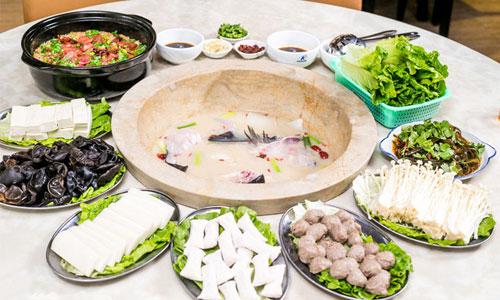 蒸汽石锅鱼加盟  石器食代定位市场让加盟成功小菜一碟