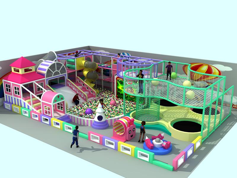 營口淘氣堡創新的-遼寧超值的兒童樂園淘氣堡