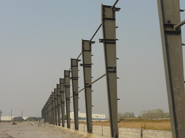 苏州钢结构加工  扬州消防钢楼梯报价 苏州钢结构厂房维护