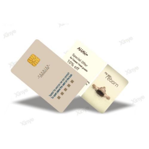智能卡芯料_非接触式IC卡-选择鑫业智能卡