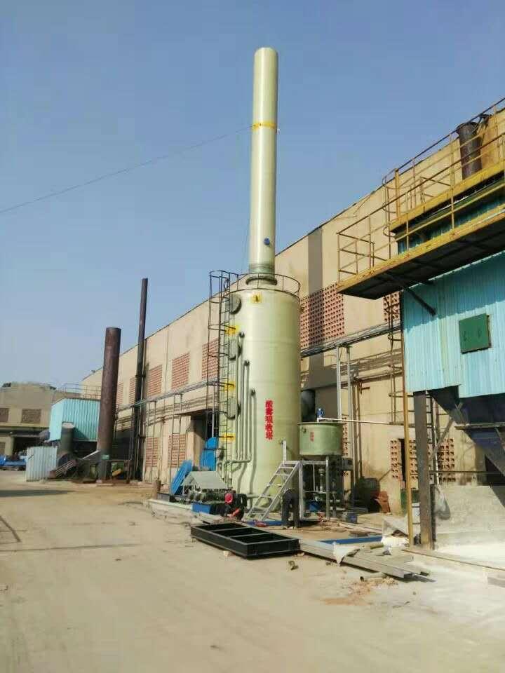 玻璃钢脱硫塔—脱硫设备公司/批发商/供应商/型号|价格—矿热