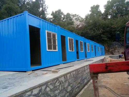 天水集装箱活动房厂家-西安哪里有供应质量好的天水集装箱