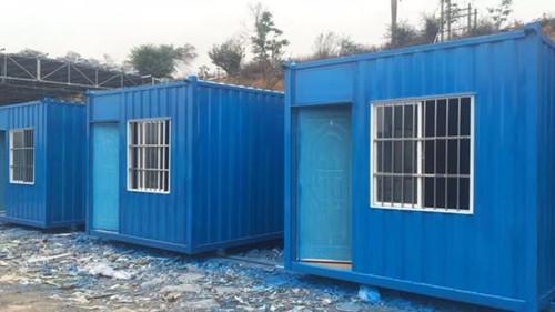 天水集装箱活动房销售-西安专业天水集装箱供应