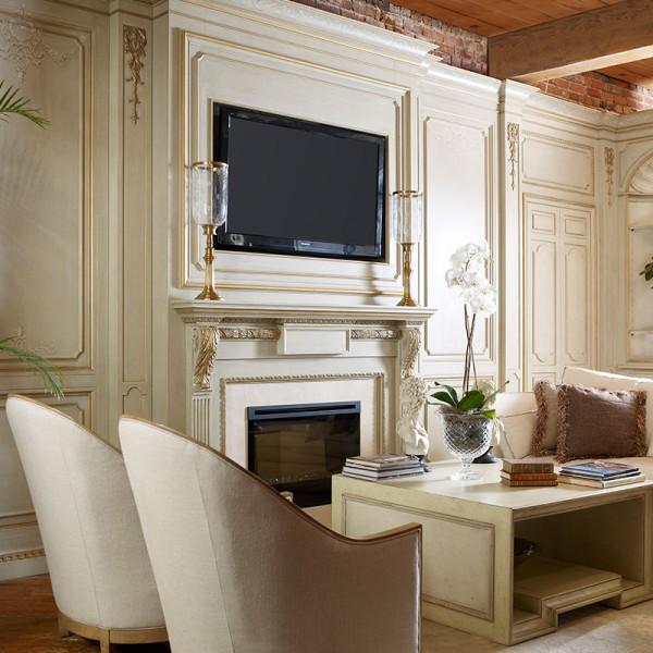 電視櫃定製多少錢-信譽好的電視櫃定製-優選艾華貝爾家具