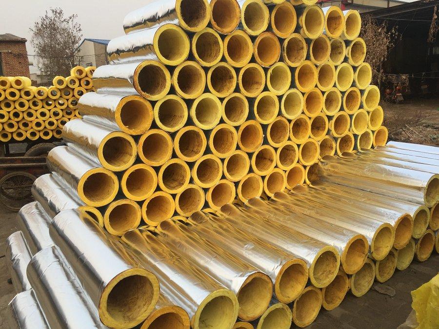 想要购买价格公道的超细玻璃棉保温管找哪家 通州管道保温管