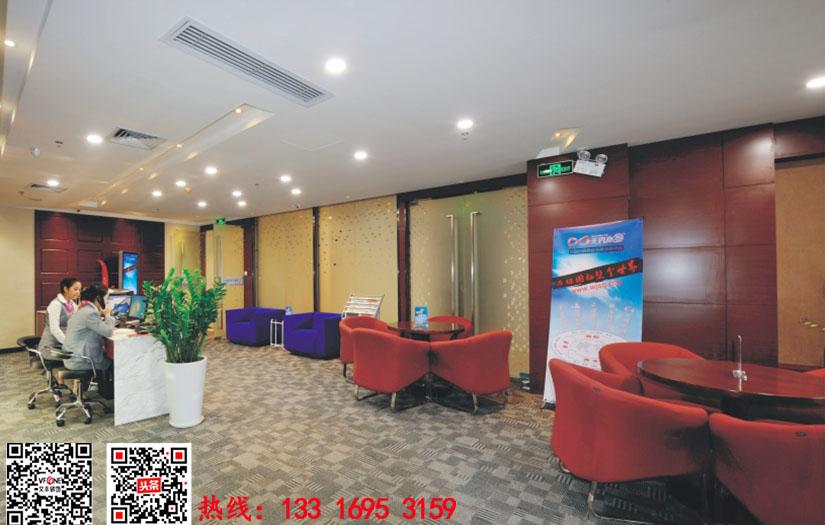 广东信誉好的深圳写字楼装修|优良写字楼装修公司