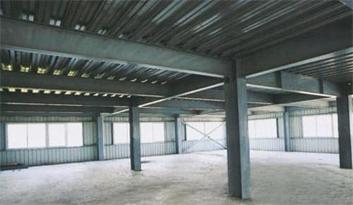 天水室内钢结构夹层-口碑好的陕西公司 天水室内钢结构夹层