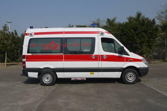 救护车价格-质量好的奔驰新威霆国六排放救护车在哪买