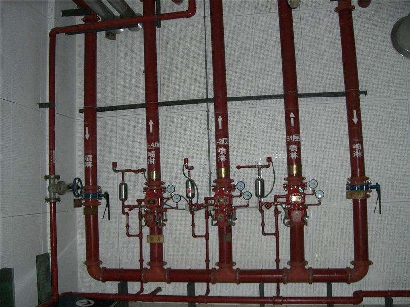 广州东莞自动水喷淋系统价格如何-哪里的消防工程安装态度比较好