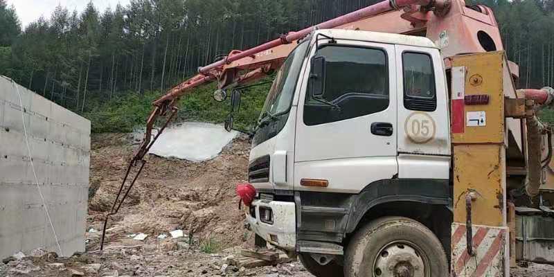 混凝土泵车租赁-口碑好的混凝土泵车价格怎么样