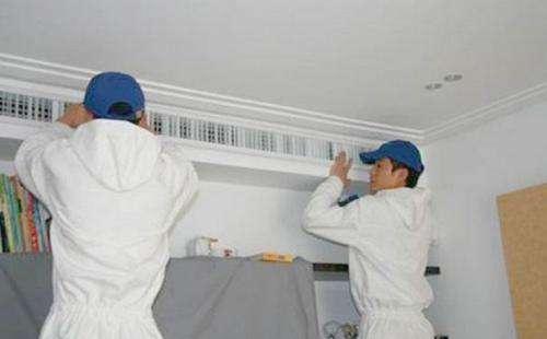 中央空調清洗哪家強?就選遼寧榮鑫節能新能源有限公司