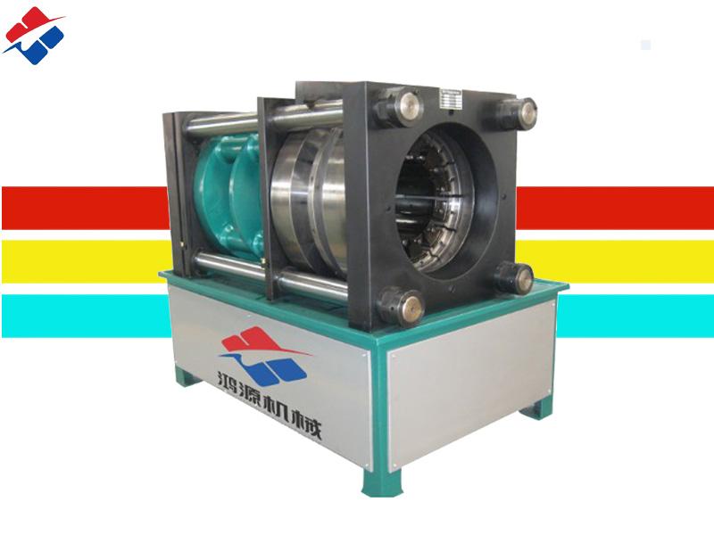 胶管锁管机油压沟槽尺寸公差与密封件的配合