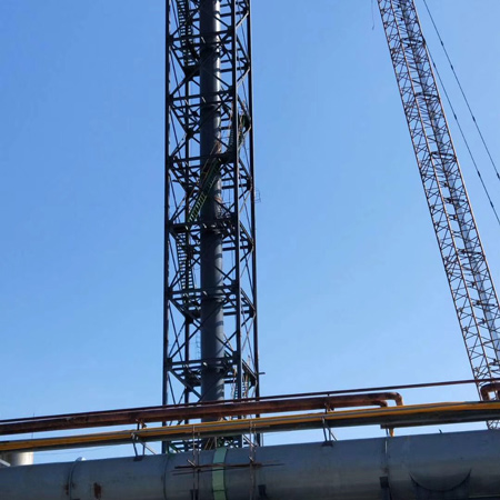 寧夏玻璃鋼煙囪塔架-哪里有提供玻璃鋼煙囪塔架