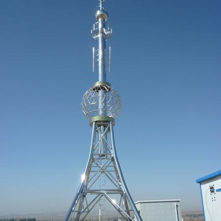 楼顶装饰工艺塔供货厂家-河北楼顶装饰不锈钢工艺塔厂家