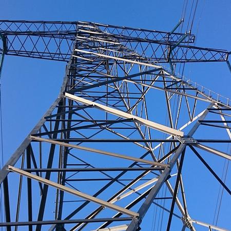 电力塔制造厂家-电力角钢塔工程项目