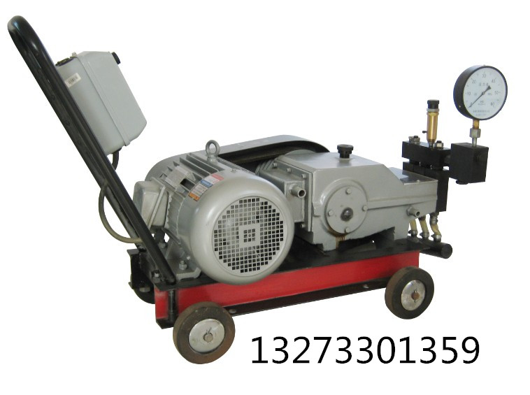 电动试压泵自动化程度高/