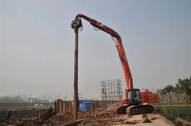 信宜拉森钢板桩工程_建筑基础工程就找广州弘义建筑公司