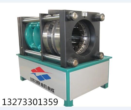 锁管机可以调节主油缸的工作速度/