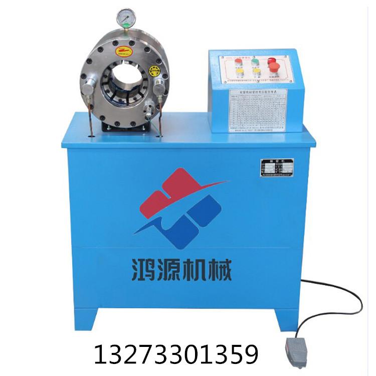 锁管机的产品可减少后续机械加工/