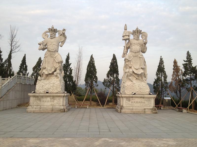 传统手工佛像哪里找-四大金刚-四大天王-找福建冠艺石材厂