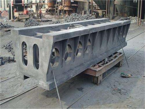 大型机床铸件_泊头创威大量供应HT250材质机床铸件