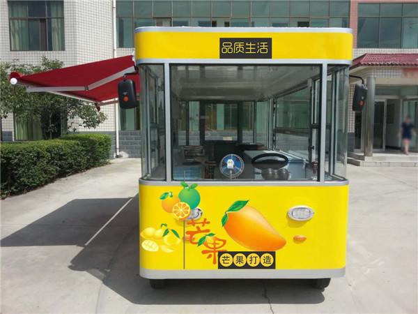 正新炸鸡排车加盟  串串店车加盟费用  电动快餐车