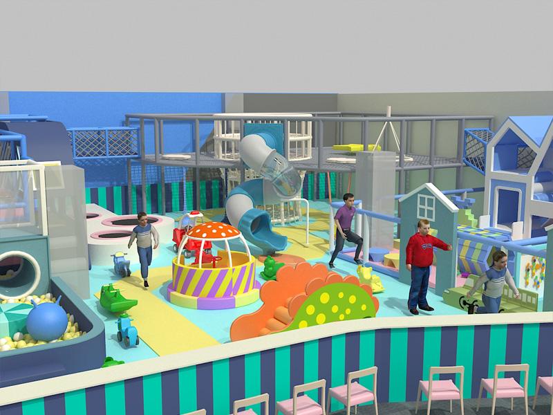 沈阳儿童主题乐园专业生产厂家公司有实体展示