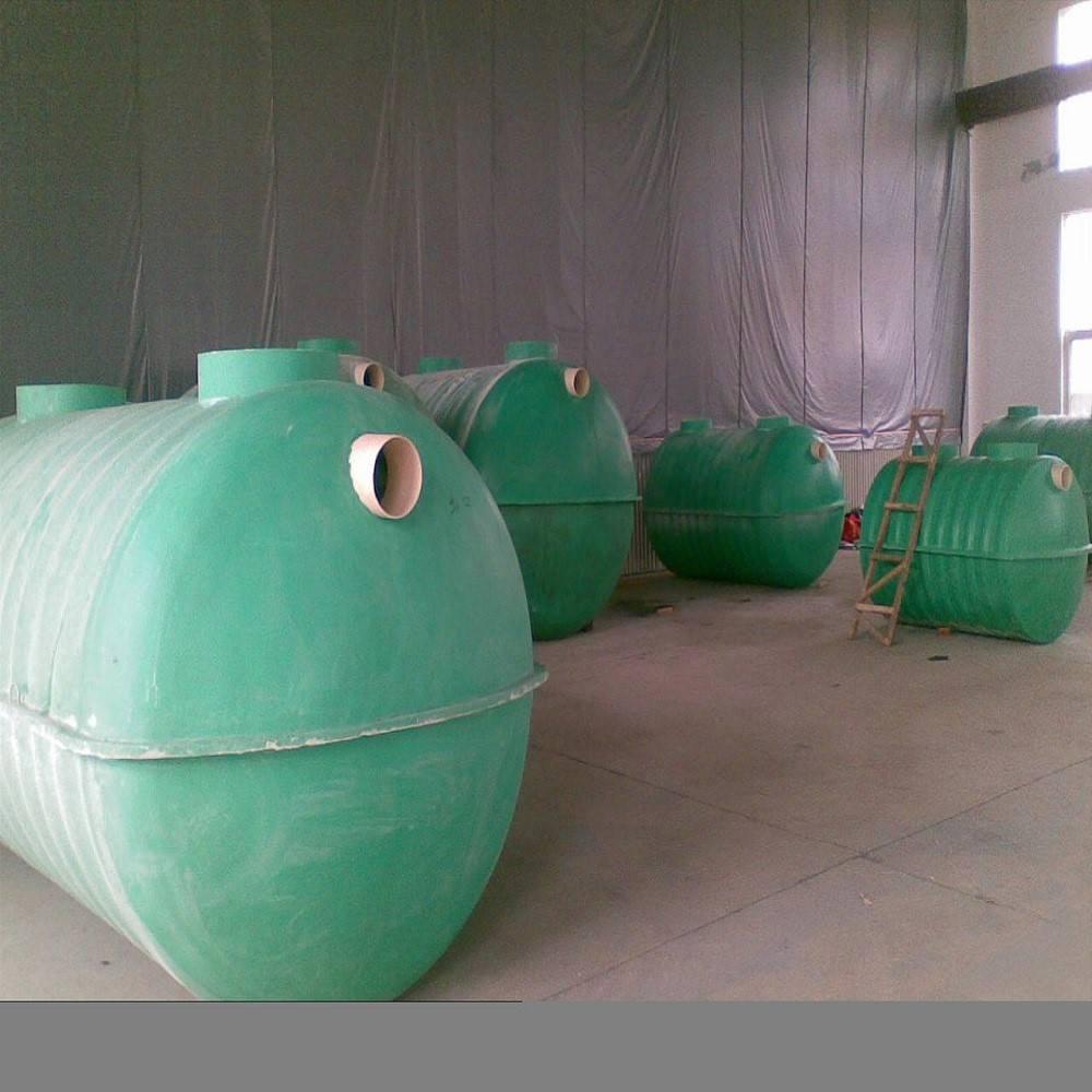 缠绕式化粪池 玻璃钢化粪池 防腐化粪池耐压抗冲