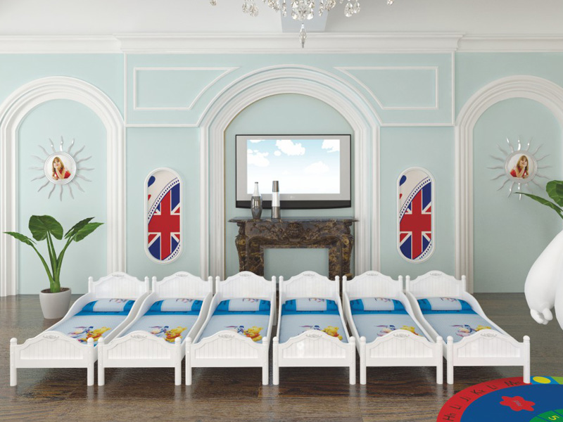 幼兒床提供_沈陽銷量好的幼兒床,認準沈陽金色童年游樂玩具