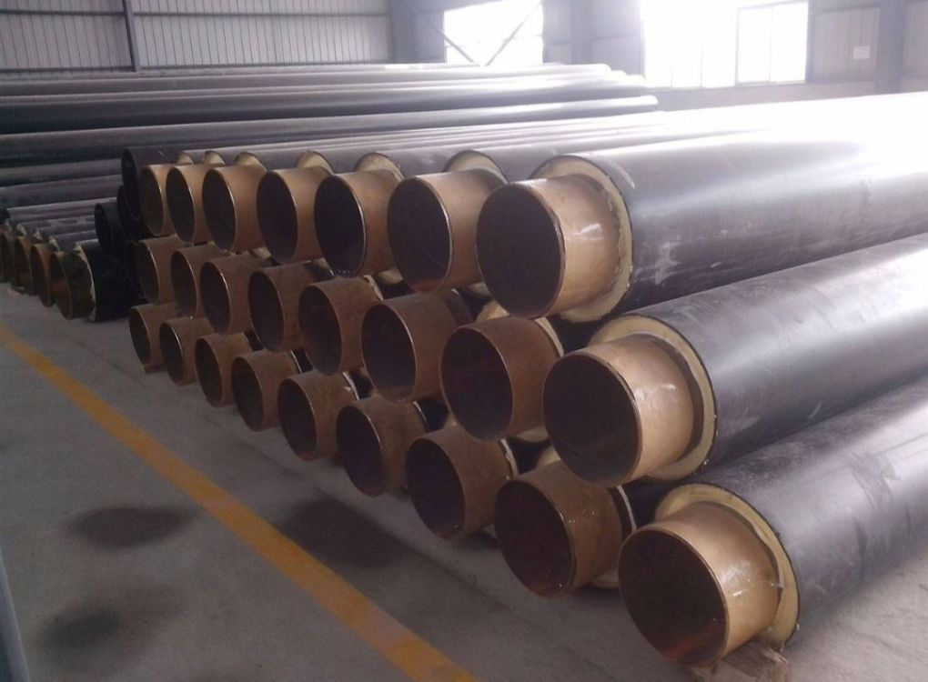 防腐保温钢管制作工艺-新盛保温管道