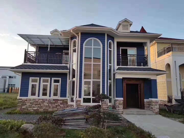 装配式房屋装配式别墅造价