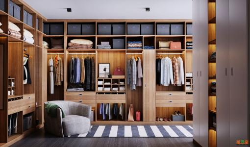辽宁衣柜-供应时与木家具好用的衣柜