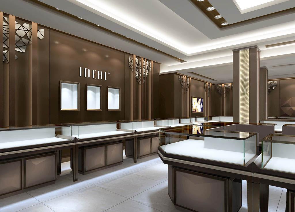 连云港定制珠宝展柜,珠宝展示柜专业厂家13870973686