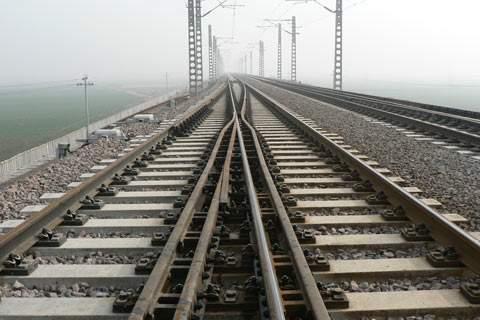 可靠的  轻轨道岔  就找林州市道岔配件总厂