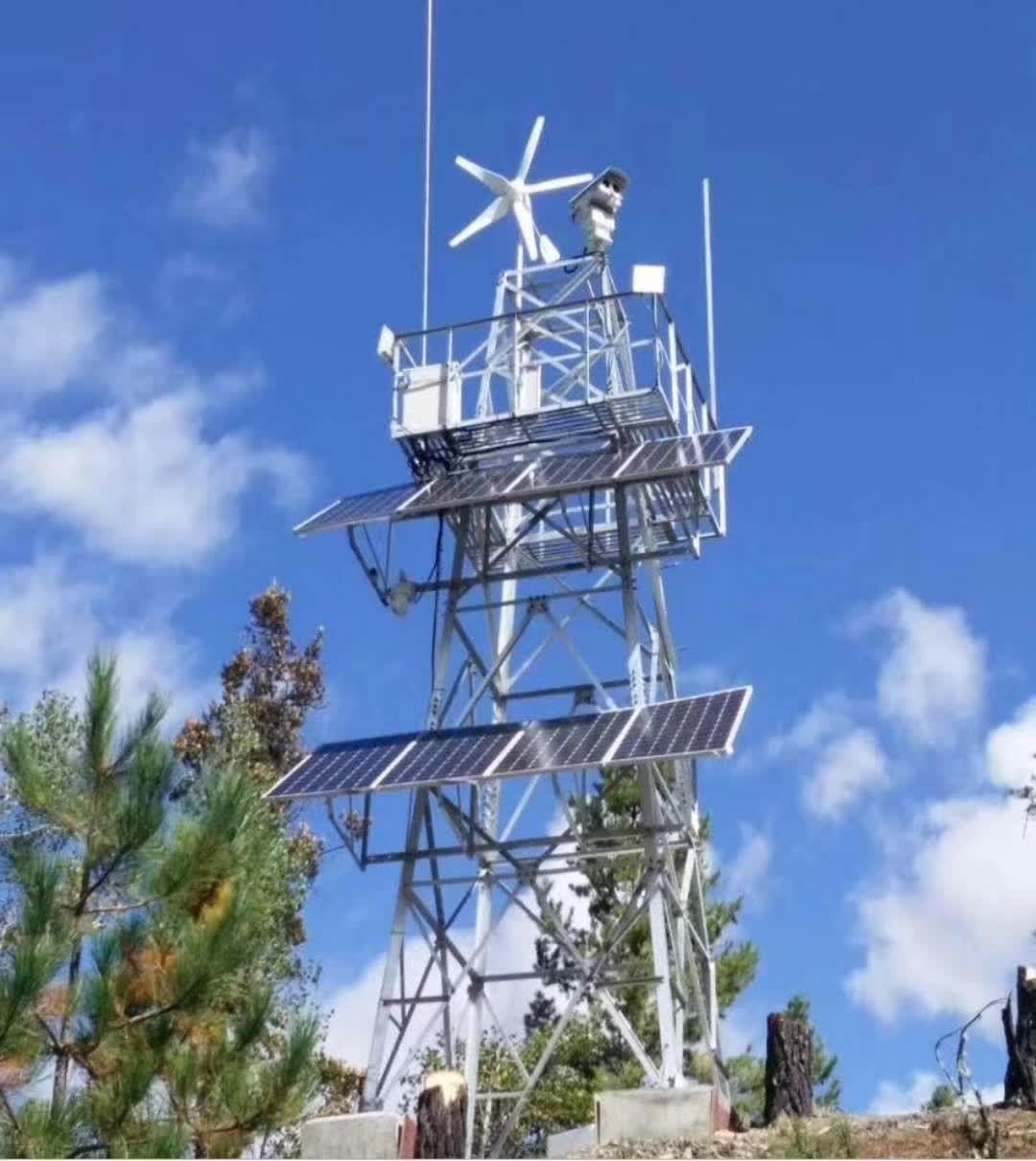 监控塔价格-诚心为您推荐衡水地区品牌好的监控塔