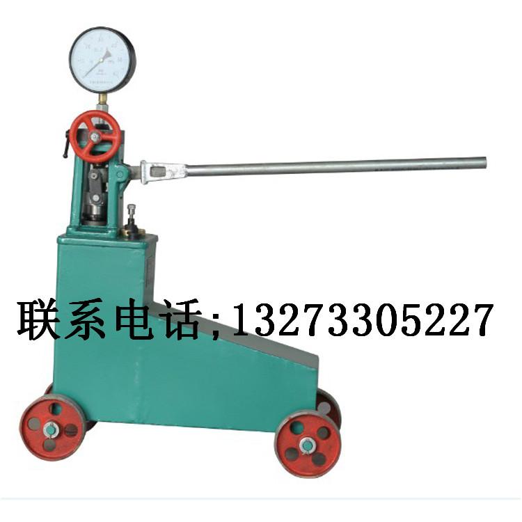 试压泵运用领域及工作原理