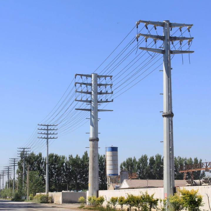 輸電線路鋼桿廠家_河北電力鋼桿哪家強