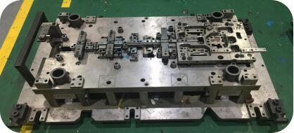 杭州冲压模具-级进模-汽车冲压模具