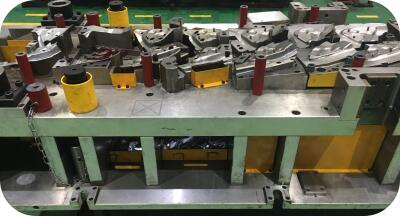上海冲压模具-冲压级进模-模具加工厂家