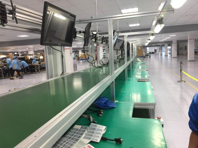 浙江输送流水线-智能机器组装线-非标自动化生产线
