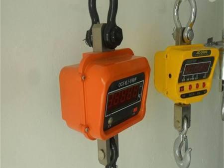 喀什电子吊钩秤型号-供应西域红杰衡器专业的新疆电子吊钩秤