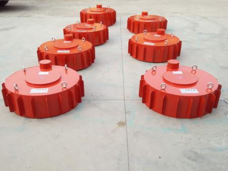 圆盘电磁除铁器厂家-申辰机电提供品牌好的临朐电磁除铁器