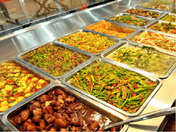 重慶專業食堂托管|有保障的食堂托管服務就選鑫食記餐飲服務管理