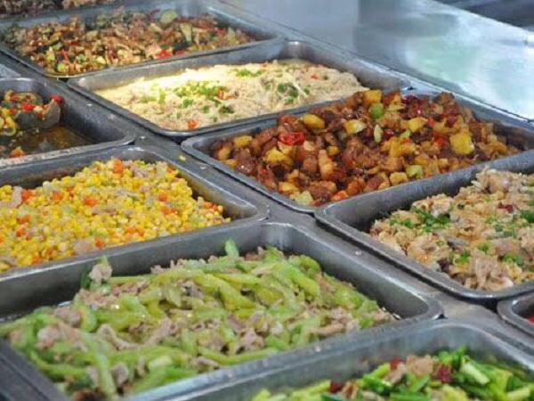 重庆企业饭堂托管_想要信誉好的食堂托管服务就找鑫食记餐饮服务管理