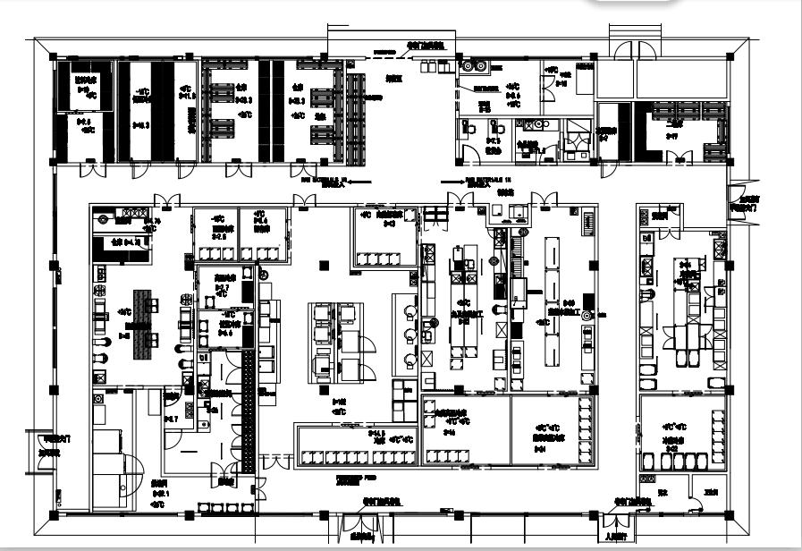 重庆商用厨房设计方案-福建商用厨房设计推荐
