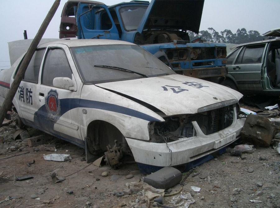 官渡区价格划算的汽车回收_云南专业的汽车报废回收提供