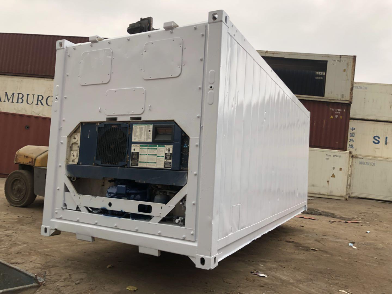 冷藏集装箱-20尺