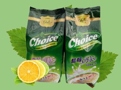 西安奶茶原料批發|采購品質好的奶茶原材料就找李明朗商貿